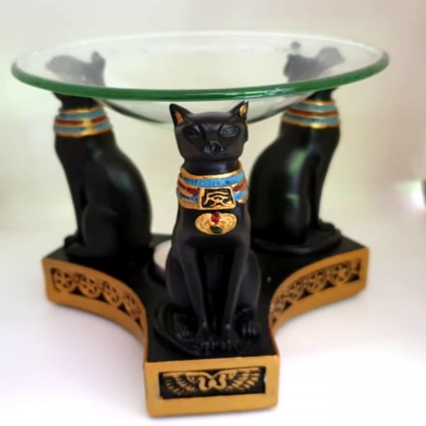 Bastet Oil Burner