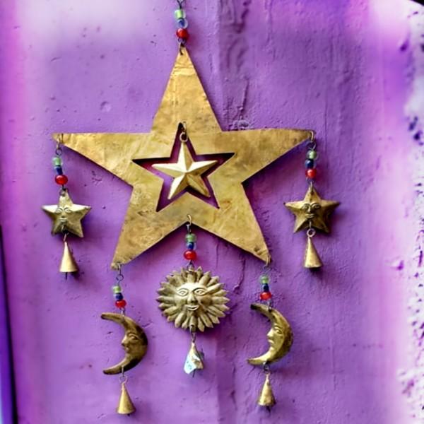 Μαγικό Αστέρι , Ήλιος, Σελήνη
