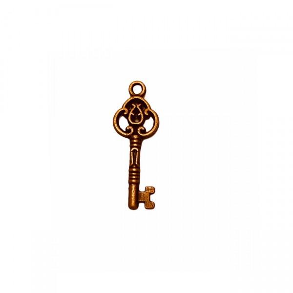 Μεταλλικό Μίνι Χάλκινο Κλειδί