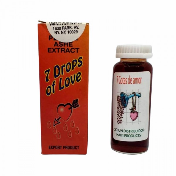 7 Drops Of Love oil