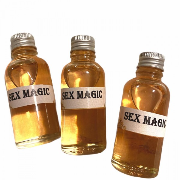 Sex Magick Oil