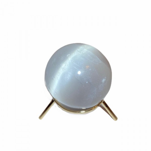 Κρυστάλινη Σφαίρα Σεληνίτης 35.00mm