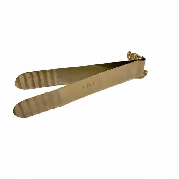 Λαβίδα για καρβουνάκια Inox