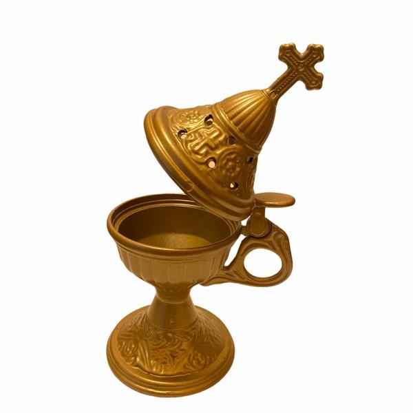 Λιβανιστήρι Ζάμα Σκούρο Χρυσό