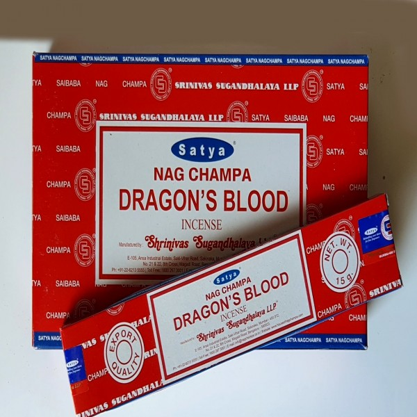 Dragon's Blood Nag Champa