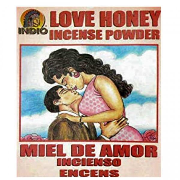 Love Honey Incense