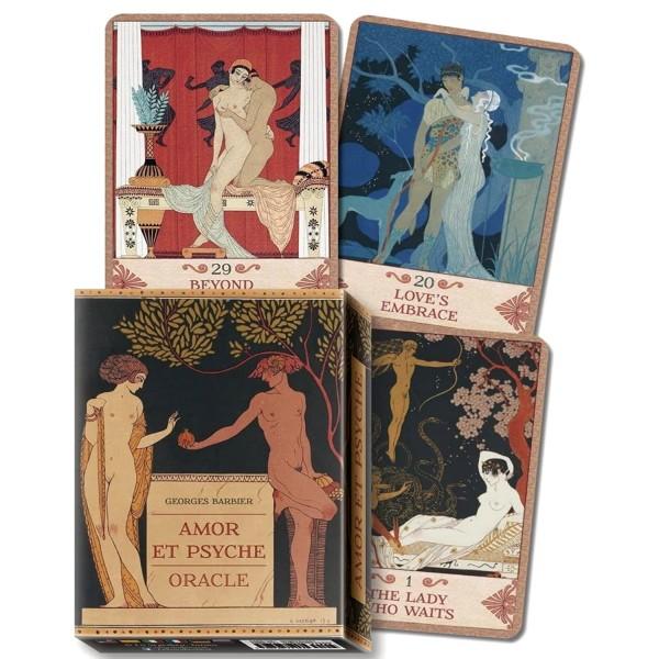 Amor Et Psyche Oracle Tarot