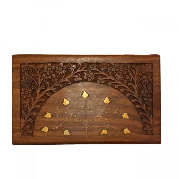Ξύλινο Κουτί Ταρώ